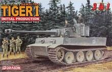 Дракон 6252 — 1/35 второй мировой войны dt. Pzkpfw VI ausf. E тигр I — л . 1943