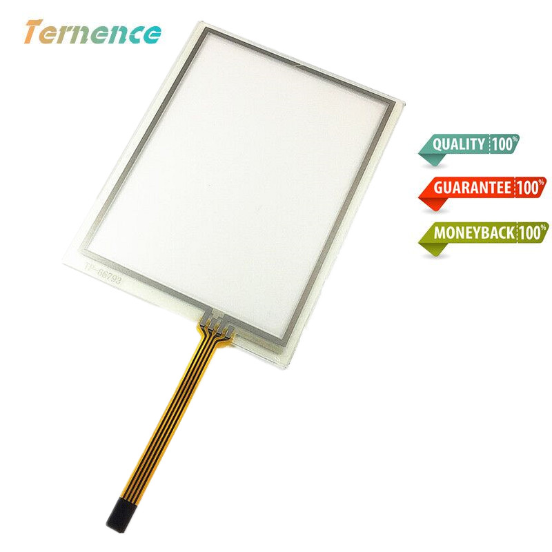 Skylarpu TouchScreen For Trimble TSC2 AMT98636 AMT 98636 Touch Screen Digitizer Panel Sensors Front Lens Glass Replacement