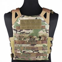 Emerson Tactical 1000D Molle JPC Vest Simplified Version Military Hunting Vest Chest Protective Plate Carrier Vest