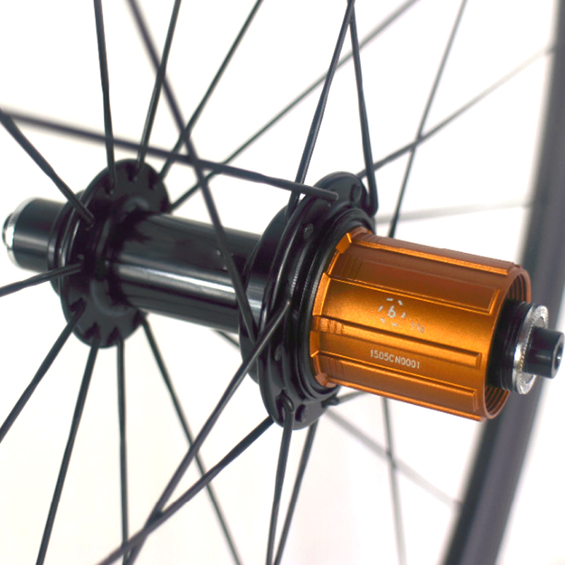 HTB1MBpTux9YBuNjy0Ffq6xIsVXad - Road Bike 38mm Deep Carbon Wheels Tubeless Wheel Super Light 700C Basalt Brake Surface Bicycle Carbon Wheelset 2 Year Warranty