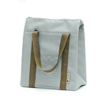 Waterproof Thermal Insulated Cooler Travel Tote Bento Pouch Lunch Picnic Bag Container Grey Shoulder Bag Crossbody сумка meizu waterproof travel bag grey 74569