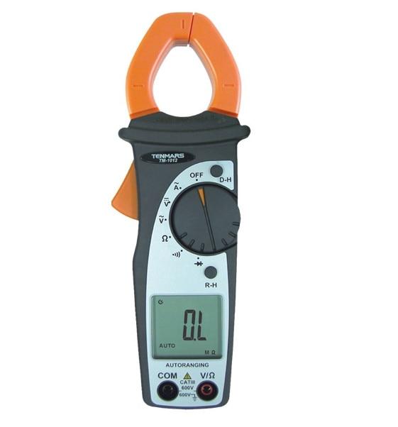 Tenmars TM-1012 400A Autoranging AC Clamp-on Meter TENMARS цена