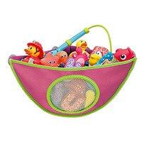 Bath Toy Simple Cute Storage Bathtub Doll OrganizeEco Friendly Baby Bathroom Mesh Bath Toy For Kids