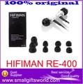 100% original hifiman re-400 alta hifi fiebre accesorios rendimiento nuevo en la oreja los auriculares envío gratis