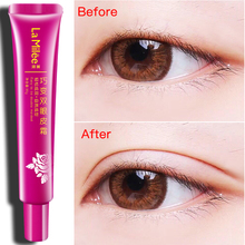 Double-fold eyelids Stereotype cream durable natural trace free invisible Korean double-fold eyelid paste big eyes 35g