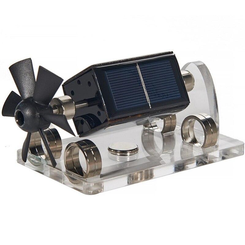 Modelo de levitação magnética solar levitando mendocino motor educacional modelo st41