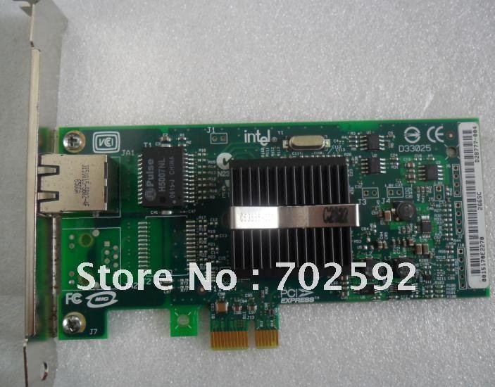 Original EXPI9400PT 82571 Chip PCI-E Network Card
