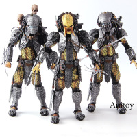 NECA AVP Alien vs. Predator Chopper Celtic Scar Predator Action Figures PVC Collectible Model Toy