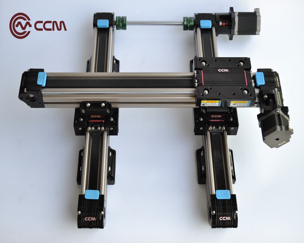 Buy ccm w40 06 500mm xy stage motorized Motorized table