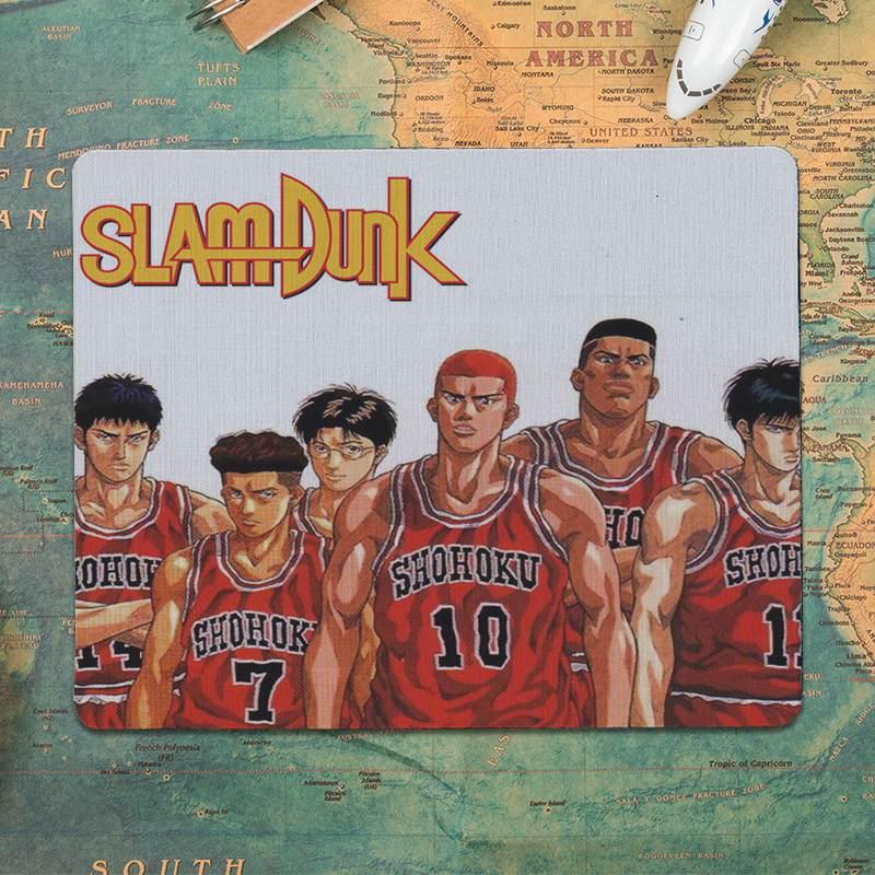MaiYaCa баскетбольный Slam dunk Противоскользящий прочный резиновый коврик размер мыши 18x22 см 25x29 см игровые коврики для мыши-4