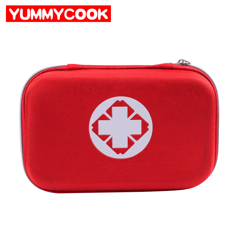 Portable Outdoor First Aid Kit Bag Family Travel Waterproof EVA Emergency Survival Kits Medical Medical Pouch Storage Organizer