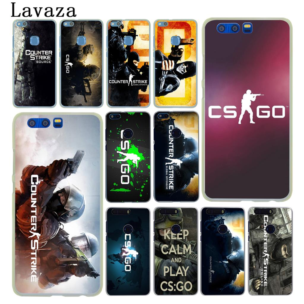 Generous Lavaza Cs Go Counter Strike Gun Strike Case For Huawei Y6 Y7 Prime Y5 Y9 2018 2017 Honor Play 10 8c 8x 8 9 Lite 7c 7x 7a Pro Cellphones & Telecommunications Phone Bags & Cases
