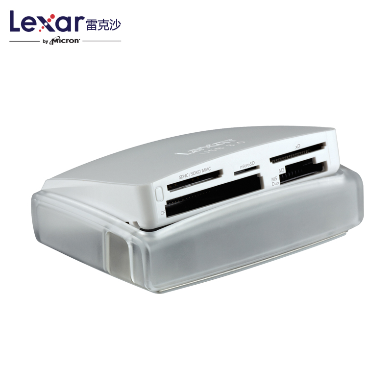 Lexar высокоскоростной USB3.0 Reader CF SD XD M2 25 в 1 Функция Multi Card Reader в