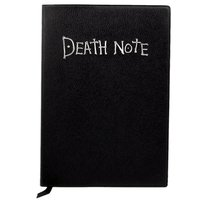 Fashion Anime Theme Death Note Cosplay Notebook New School Large Writing Journal 20 5cm 14 5cm