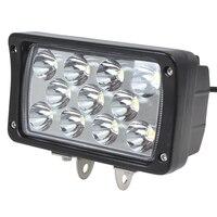Hot Sale Superbright 2145LM 11 X 3W Epistar Bead LEDs Square Offroad LED Work Light