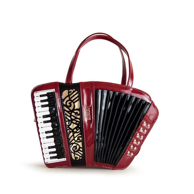 ФОТО AntonioRyan Brand new Accordion Carving Handbags female Shoulder Bag Women messenger bag