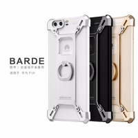 Nillkin Barde Metal Case Huawei P10 P10 Plus Ring Shape Holder Case Stand Back Cover Bumper