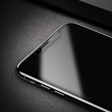 Baseus Light Thin Protective Tempered Glass Film for iPhone X