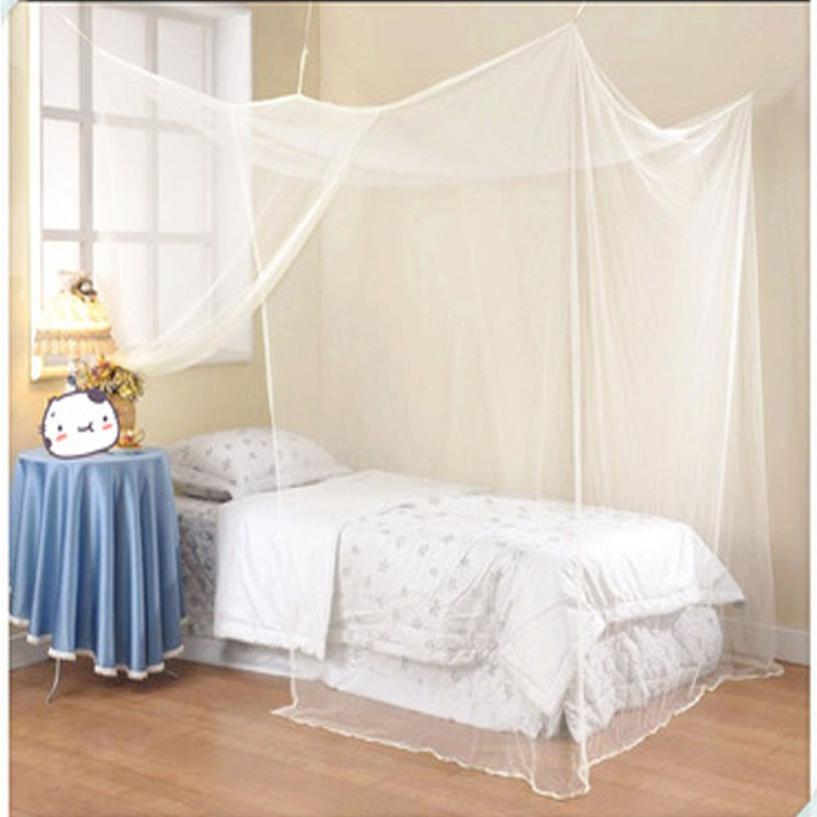 1 PC Encryption Nets 1.8 m Bed Student Dormitory Mosquito Nets Party 180*200cm Polyester ...