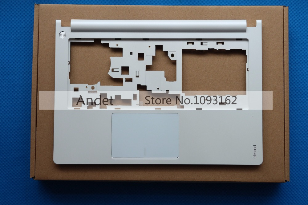 New Original Lenovo IdeaPad S300 S305 S310 S315 Palmrest Keyboard Bezel Upper Case White new laptop for lenovo ideapad 300 15 300 15ibr 300 15isk ap0ym000100 palmrest keyboard cover black
