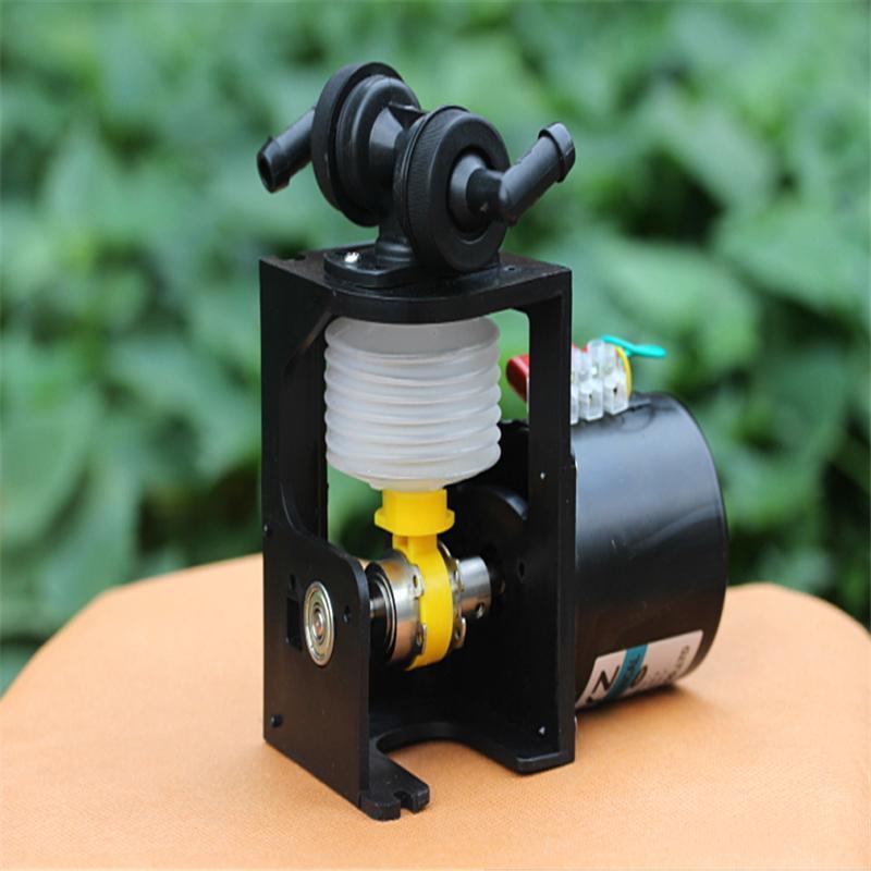 New bellows pump corrosion resistance liquid metering