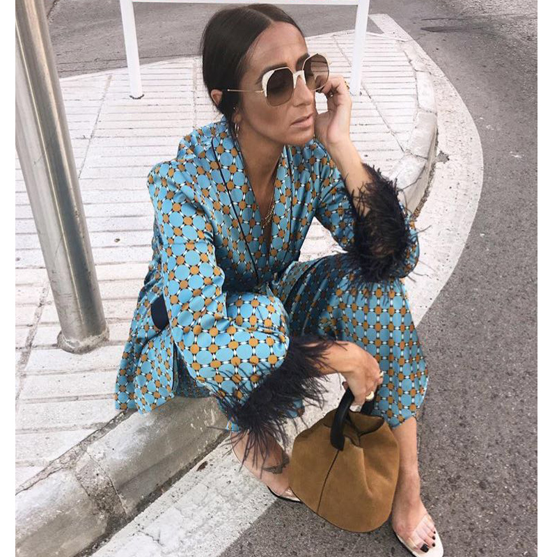 HTB1MBvHw5CYBuNkHFCcq6AHtVXaQ Fashion jacket women loose kimono coat bow tie sashes pockets tassel decorate outerwear oversized ladies autumn