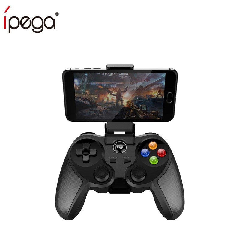 Ipega PG-9078 Wireless Gamepad Bluetooth Game Controller Joystick For Android ISO Phones Mini Gamepad Tablet PC VR box Glasses все цены