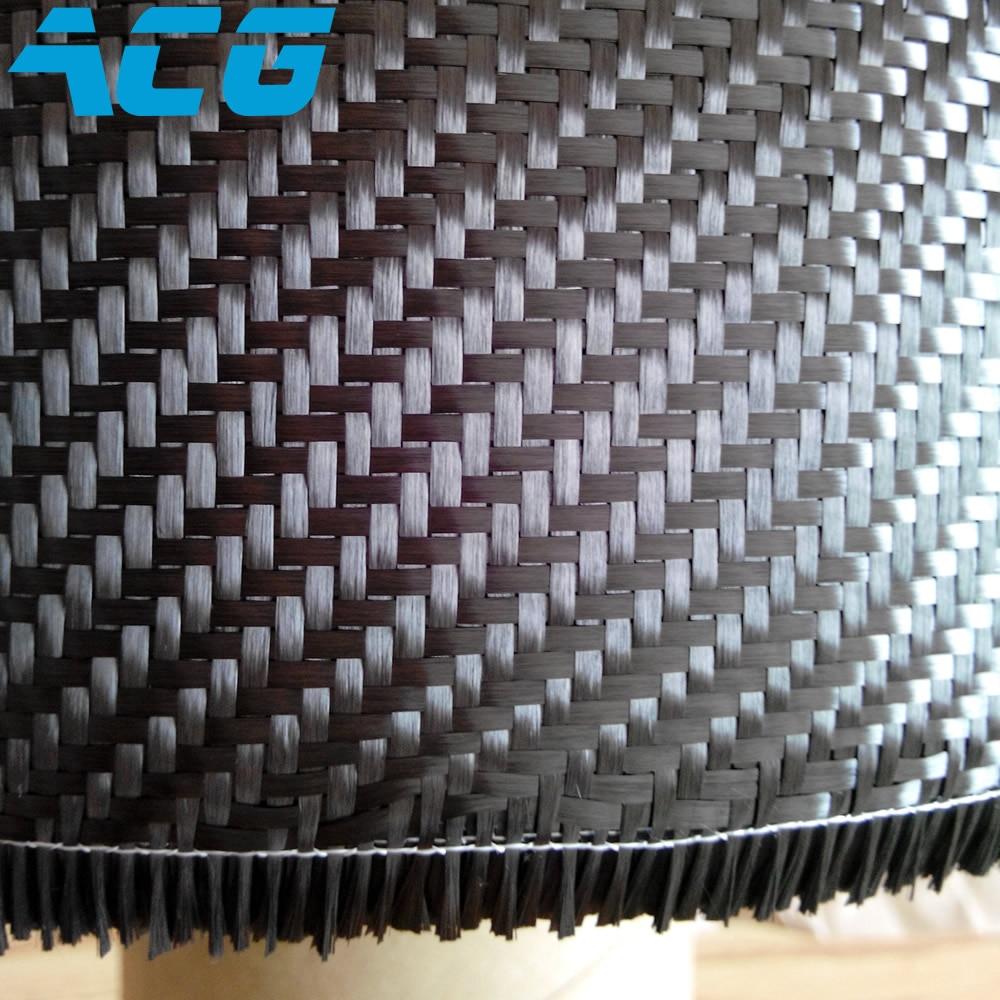 wholesale 200g 3K carbon fiber fabric cloth 1m width