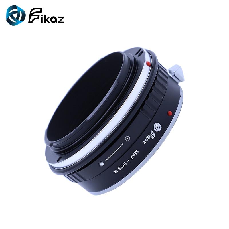 Fikaz pour Minolta (AF)-bague d'adaptation pour monture d'objectif EOS R pour objectif Minolta AF vers caméra de montage Canon EOS R - 2