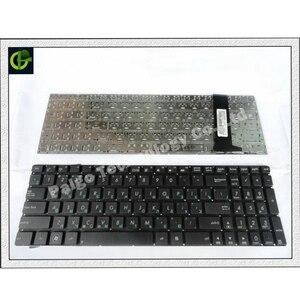 Image 1 - الروسية RU لوحة المفاتيح ل ASUS N56 N56V N76 N76V N76VB N56DY N76VJ N76VM N76VZ U500VZ N56VV N56VZ U500VZ U500 U500V الأسود