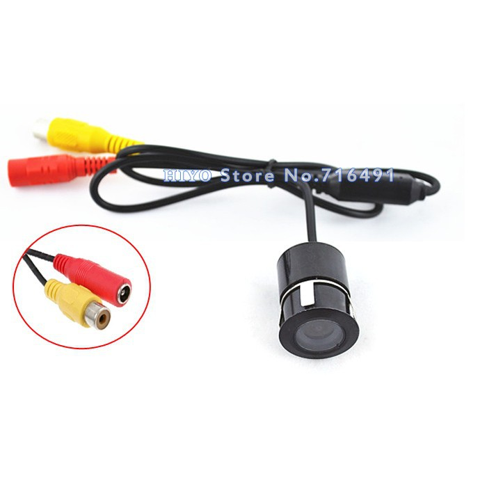 цена на 2PCS Waterproof 170 Degree wide viewing angle cctv car reverse camera Backup car rear view camera parking HD Freeshipping