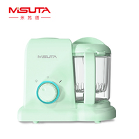 Food Mixer Baby Food Supplement Cooking and Mixing Machine Multi function Baby Mini Food Grinder Automatic Cooking Machine