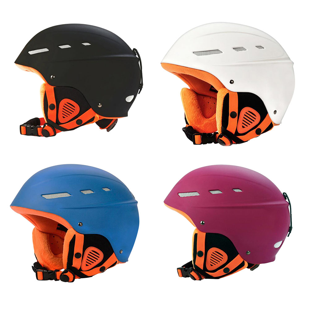 цена 4 Colors Professional Adult Youth Sports Helmets Ski Snowboard Skate Helmet Skiing Helmet Motorcycle Head Protect Winter Helmet