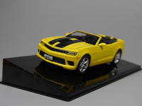 Delicate 1 43 2014 Convertible Sports Car Model Alloy Collection Model