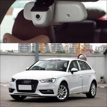 For 2016 Audi A3 Sedan Car DVR Car Video Recorder 1 installation Novatek 96655 wifi car camera recorder Car black box