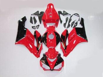 Nn-Injection Body For HONDA CBR 1000RR CBR1000 RR 04-05  CBR1000RR 04 05 Red black CBR 1000 RR 2004 2005 OEM Fairings kit