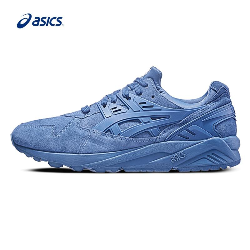 Original ASICS Men Shoes Anti-Slippery Hard-Wearing Light Running Shoes Low-Top Sports Shoes Retro Sneakers free shipping цена 2017