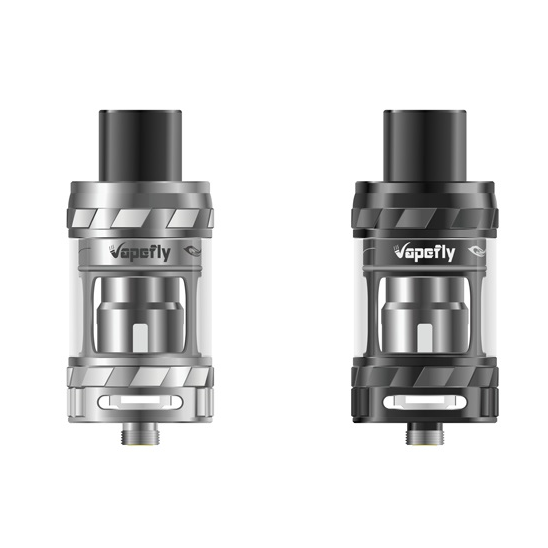 Vapefly Fantasy mini tank newest electronic cigarette sub ohm tank features Side filling hole Lock cap