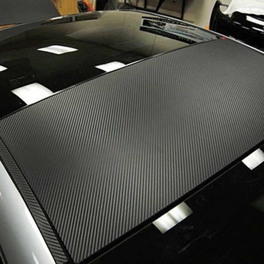 20 см x 127 см 3d-винил с рисунком под углеродное волокно оберточный лист для автомобиля рулонная пленка автомобильные наклейки и наклейки для мотоцикла аксессуары для стайлинга автомобилей