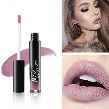 Liquid tint Lipstick Hot Sexy Colors Lip batom Matte Lipstick Waterproof Long Lasting Lip Gloss Lip Kit