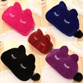 High Quality Cute Cartoon Cat Storage Case Portable Travel Makeup Pouch Cosmetic Bag