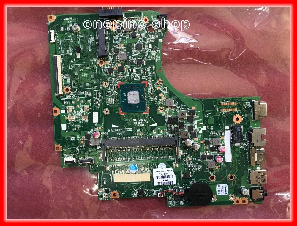 747138-501 for HP 250 G2 15-D series laptop motherboard 747138-001 N3510 Mainboard systemboard 100% Tested 90 Days Warranty laptop motherboard 747138 501 fit for hp 15 250 747138 001 notebook pc mainboard systemboard 100% tested 90 days warranty