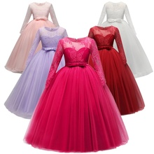 8d70e8c41624f Buy winter wedding flower girl dresses and get free shipping on ...