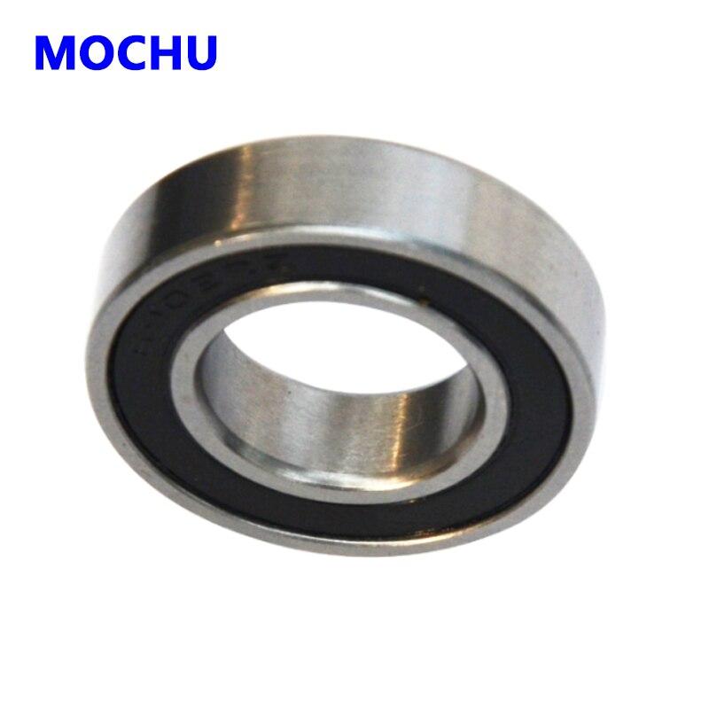 Free shipping 2pcs 17287-2RS 17287 17X28X7 Bicycle hub bearing MOCHU Shielded Deep Groove Ball Bearings Single Row