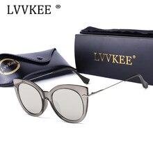 Бутик Мода Круглый «кошачий глаз» женские Высокое качество металлический каркас очки розовый Золотой полумесяц окна