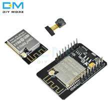 OV2640 ESP32-CAM Wireless WiFi Bluetooth Module Camera Development Board DC 5V ESP32 Dual-core 32-bit CPU 2MP TF card OV7670(China)