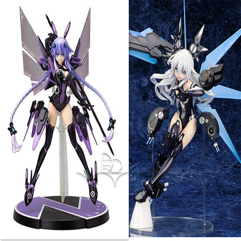 Dowin 31cm Choujigen Game Neptune figure Hyperdimension Animation Cartoon Action Figure PVC Model Toys Doll Gift without box new 1pc 32cm kawaii anime hyper dimension game neptune purple heart neptune goddess pvc action figure collectible model toy