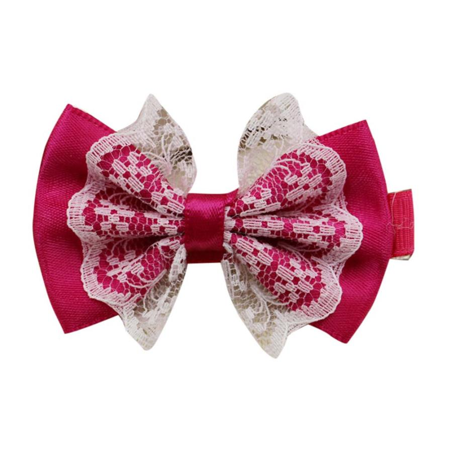 hair accessories cute lace floral