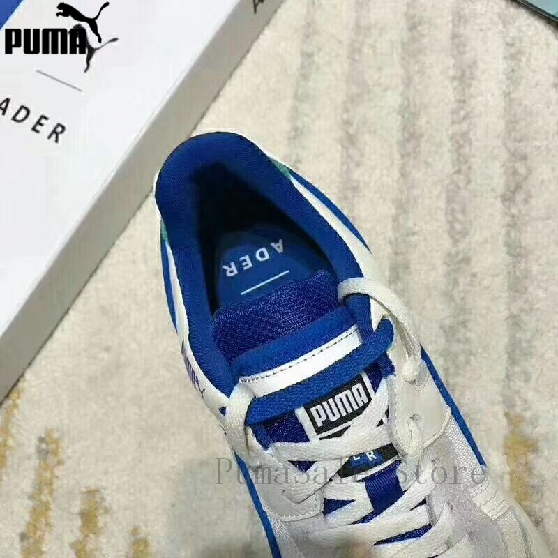 fef94c7fc15d PUMA x ADER ERROR RS 100 Men Women Shoes Retro Trend Couple Sneaker 367197  01 Hot Sale Low Top Badminton Shoes Size 35 44-in Badminton Shoes from  Sports ...