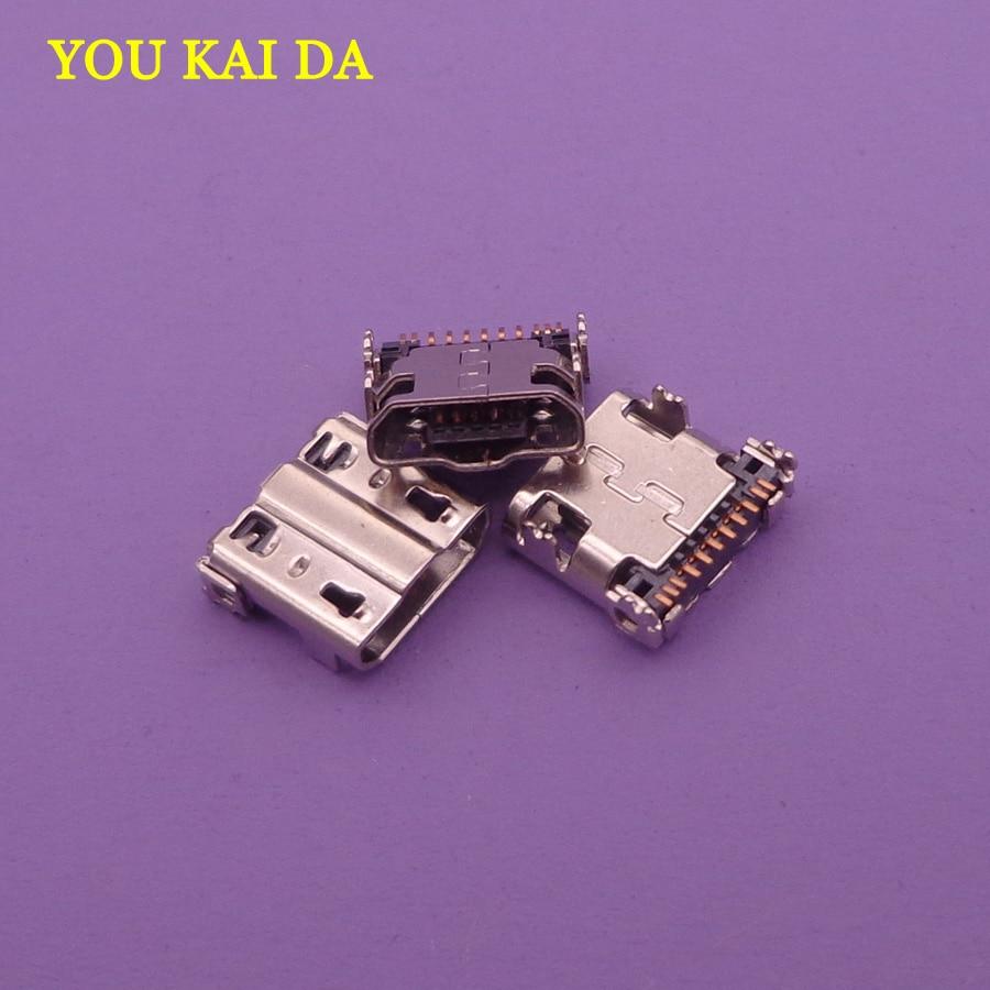Connecteur de Port de charge pour Samsung Galaxy S4 | i9505 i337, Micro, mini prise USB de remplacement 11p, 10 pièces